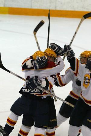 Women's Hockey - Queen's vs. Toronto 20040221