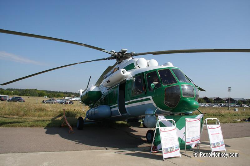Mi-8AMT (Russia)