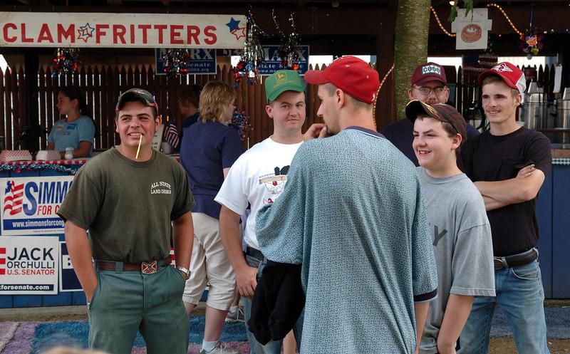 Woodstock Fair 2004