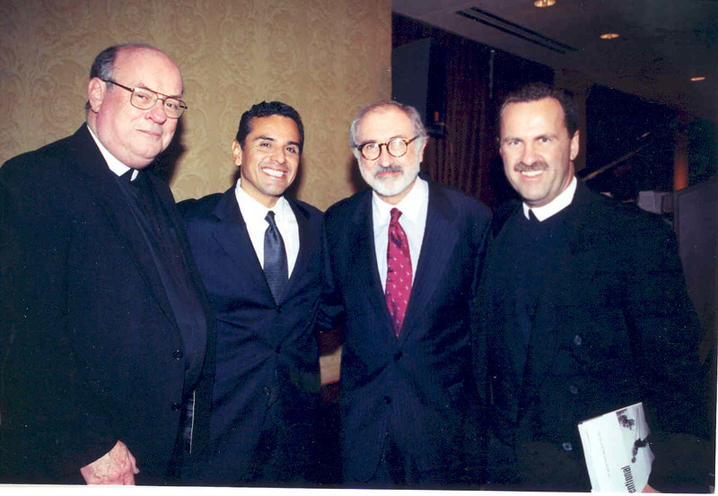 2002, Scholarship Banquet