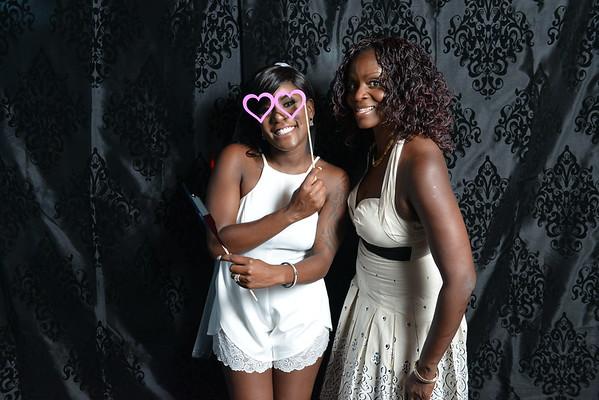 Maranda & Greg's Photo booth