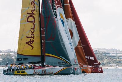 Volvo Ocean Race 2015 (Auckland)