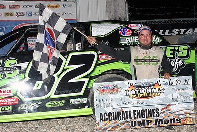 UMP DIRTcar Summer Nationals - 6-22-14
