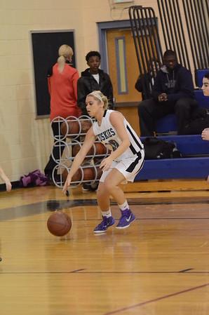 JV Girls Basketball Jan 8 vs C Milton Wright