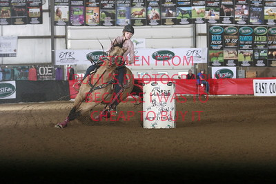sun OTR Futurity finals 2nd barrel