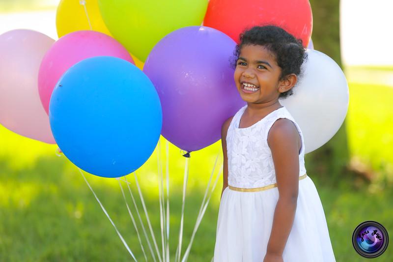 Sannidhi's 3rd Birthday