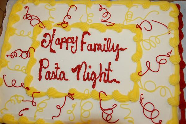 PES Pasta Night 09