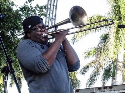Rebirth Brass Band 2015