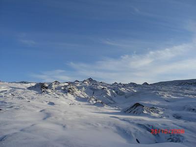 Jöklanámskeið N2 á Sólheimajökli (24-26. okt 08)