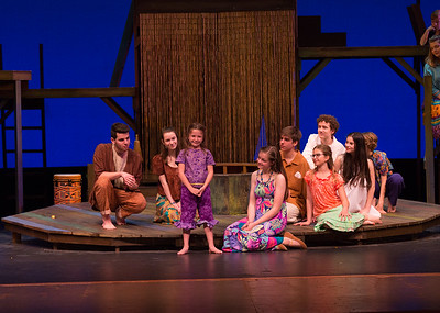 Once on this Island Spring Musical