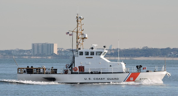 US Coast Guard Patrol Boats and Craft, Commissioned