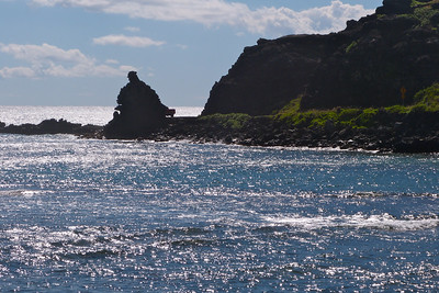 Interesting Landmark - East Molokai
