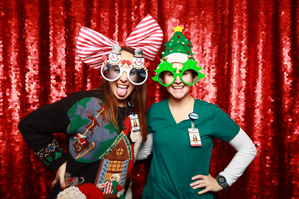 December 11, 2019 at Wesley Woodlawn's Holiday Party
