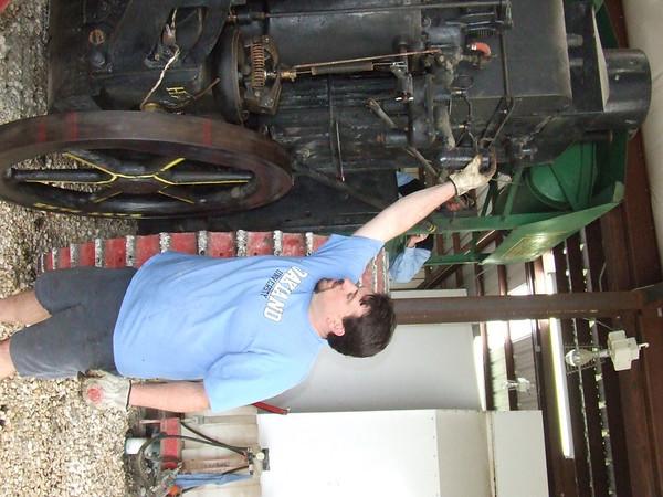 Buice Tractor Crankin 2013 (Tom Quick)