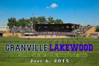2015 State Championship versus Lakewood (06-06-15)