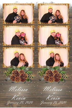 Melissa & Kevin Photo Booth