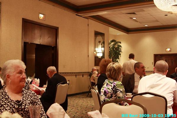 Diamond #2 Anniversary Banquet 10/3/09