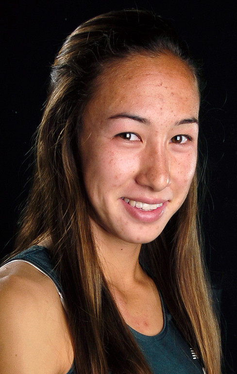 . Marissa Scott of Bonita High School, has been named to the All-Area track team for the Inland Valley Daily Bulletin. Staff photo the Bulletin.