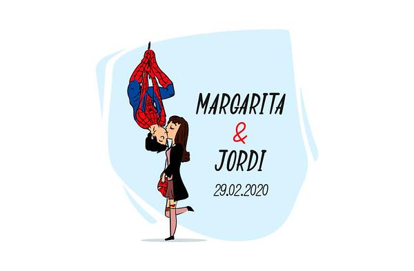 Margarita & Jordi - 29 febrero 2020