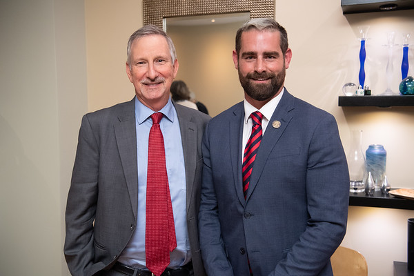 Dave Davies and Brian Sims Event