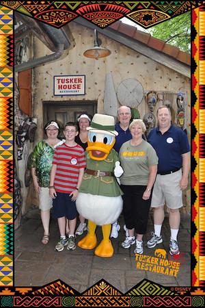 Disney Vacation 2013