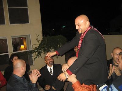 Ramzy Husam Haddad & Lilly Imdanat Engagement Party November 24, 2007