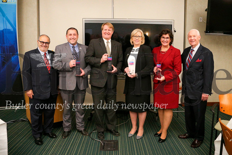 Butler County Commissioners Moe Coleman Award