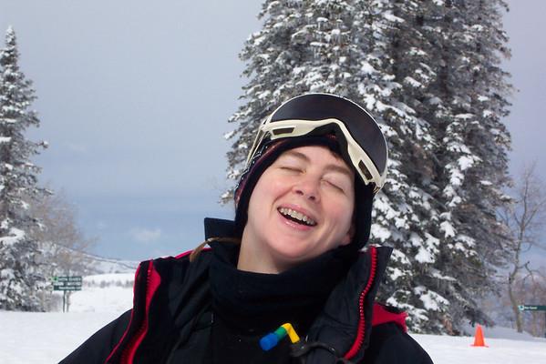 Ski Trip Deer Valley, Utah - March 2003