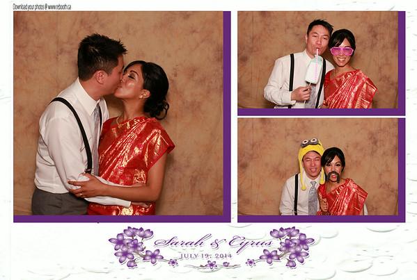 Sarah & Cyrus Wedding
