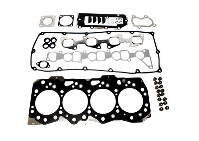 HITACHI ZAXIS ZX 120 130 - 3 SERIES 4 CYLINDER ENGINE HEAD GASKET SET 3N