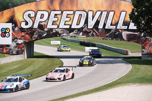Porsche GT3 Challenge USA