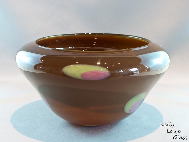 Bowl - Brown Flintstone.jpg