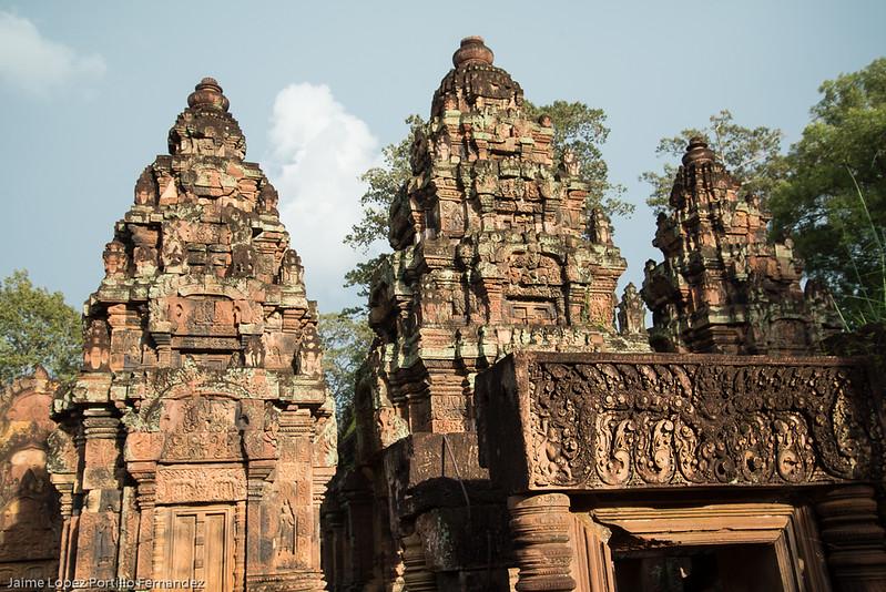 Camboya - Angkor - Banteay Srei