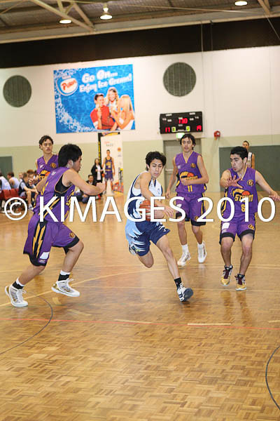 Semi-Final U/18 M2 Bankstown Vs Blacktown 25-7-10