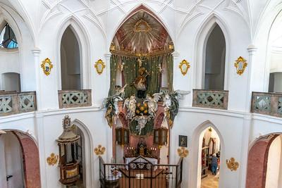 Pilgrimage Church of St John of Nepomuk at Zelená Hora 2018