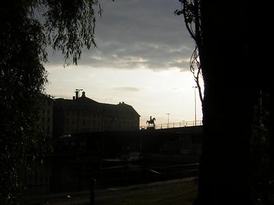 Stockholm to Aland