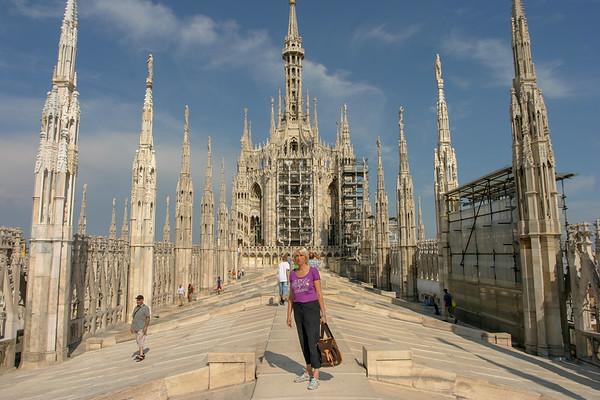 Milano, Italy - May, 2006
