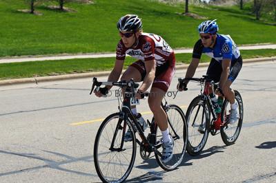 Collegiate Cycling Nationals Crit, Men DII