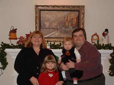 Christmas 2004 Photo Session