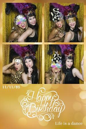 Jenny's 30th Birthday 14 Nov 2015