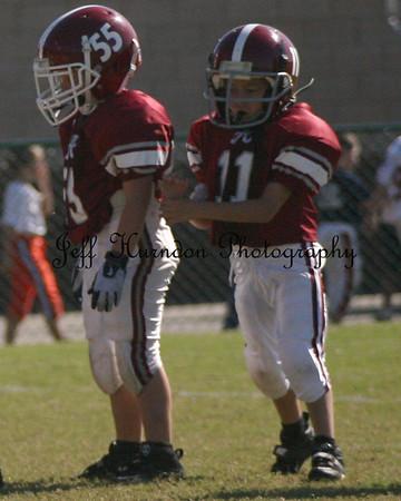 Alabama Youth Football 10-03-09