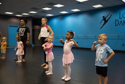 Sophia's Dance Recital
