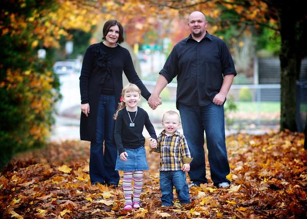 The Thomasson Family