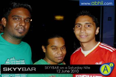 SkyyBar - 12th June 2010
