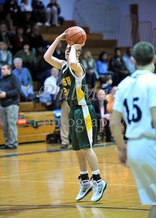 Holy Name VS York Catholic Boys Basketball 2010 - 2011