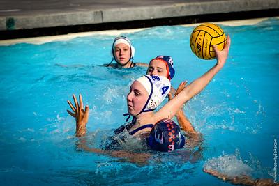 AG Girls Varsity Water Polo vs Atown