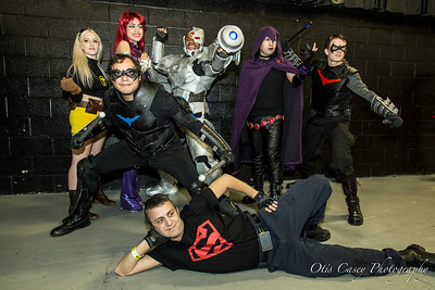 NJ Comic Expo 2016 Saturday Gallery