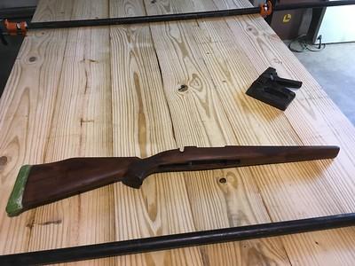 Mauser 98 sportsterized