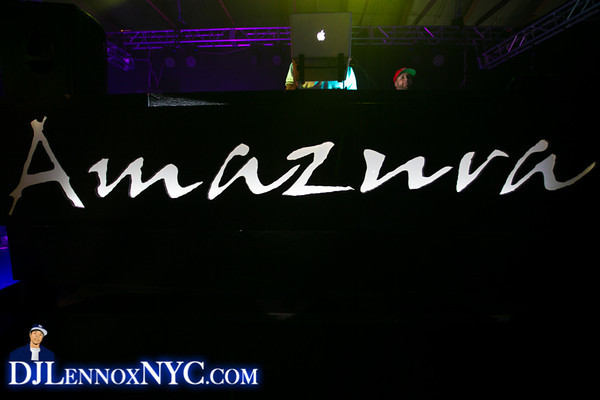 DJ Young Chow 9th Annual Bday Bash at Amazura (8.9.13)