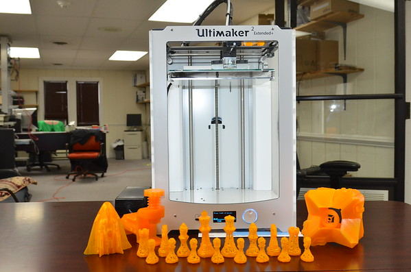 3D Printer in Perkins Technology Center
